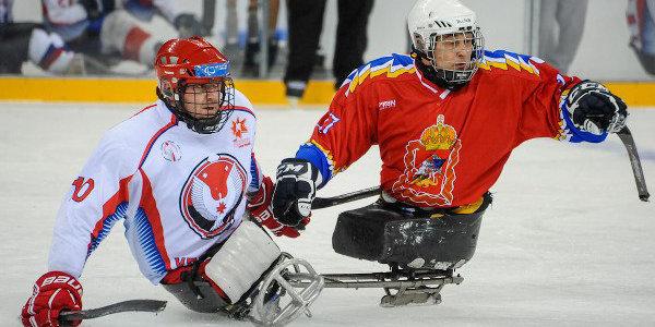 В Алексине стартовал чемпионат России по следж-хоккею