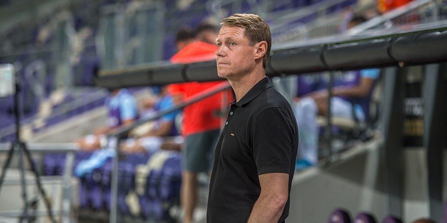 Матч квалификации Лиги Европы с участием команды Кононова был прерван. Встреча не будет доиграна в четверг
