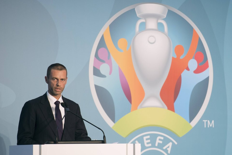 УЕФА расширил три высших дивизиона Лиги наций до 16 команд