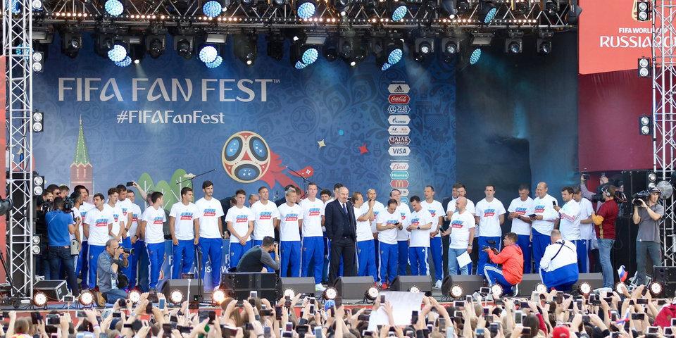 Сборная России: «Хочется, чтобы «футбольный вирус» заразил наше самое юное поколение»