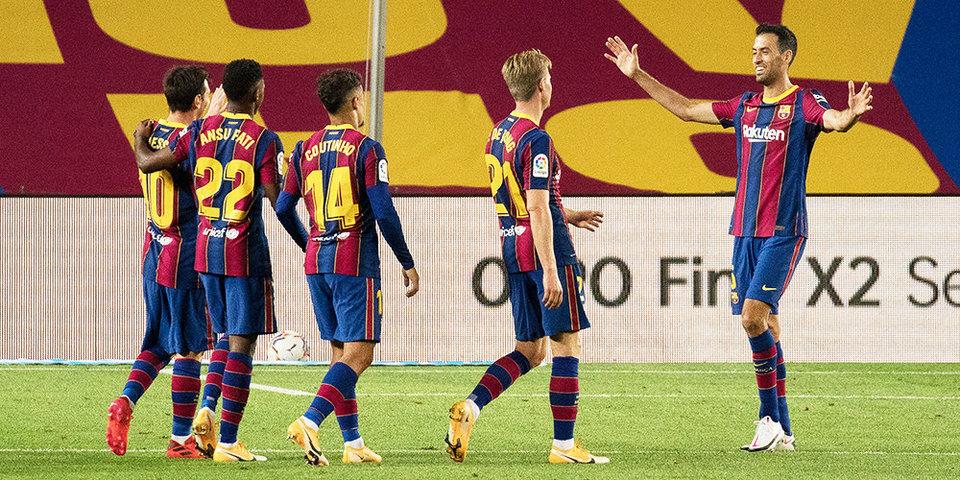 Три игрока «Барселоны» готовы пойти на снижение зарплаты