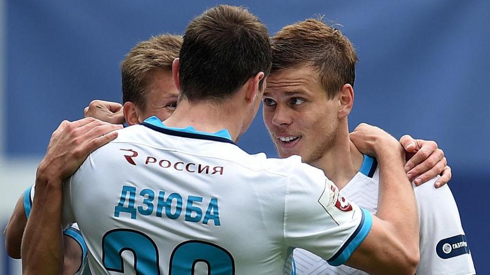 Лука Джорджевич: «Не так много форвардов в России могут сравниться с Дзюбой и Кокориным»