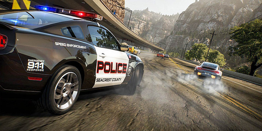 Анонсировано переиздание Need for Speed Hot Pursuit
