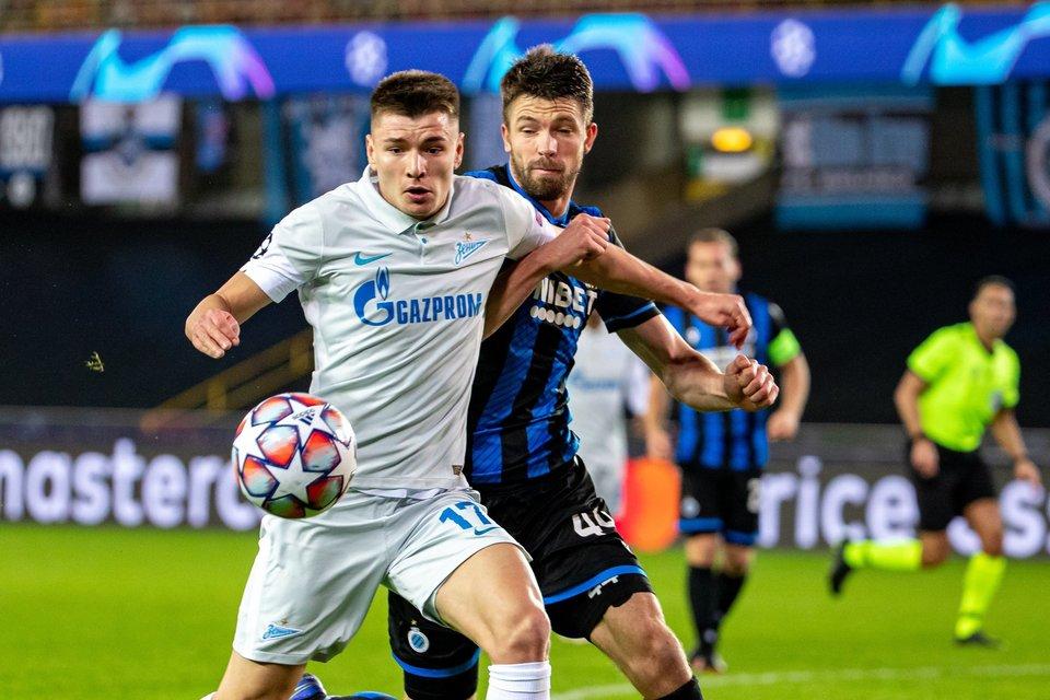 Андрей Мостовой: «Непонятный пенальти переломил ход встречи с «Брюгге»