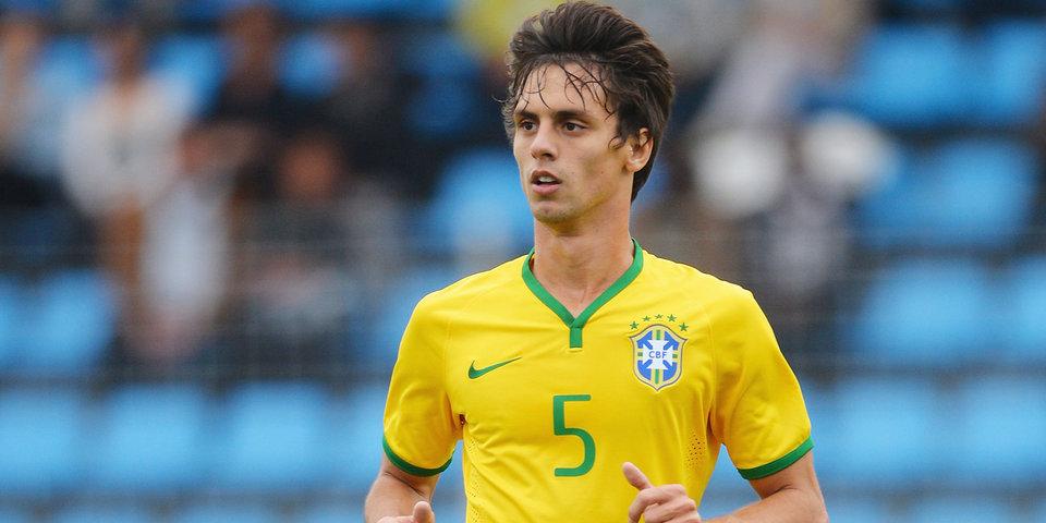 «Зенит» может заплатить 18 миллионов за защитника сборной Бразилии
