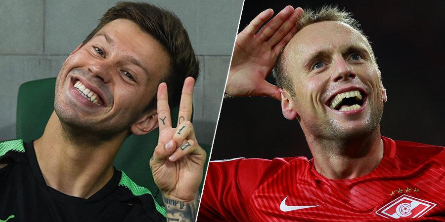 Помнишь, почему Смолов сбрил усы и где Глушаков хочет закончить карьеру? Пройди тест «Матч ТВ»!