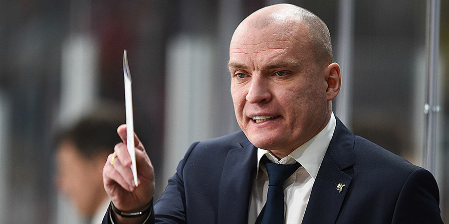 Главный тренер «Северстали» вернется к работе в четверг