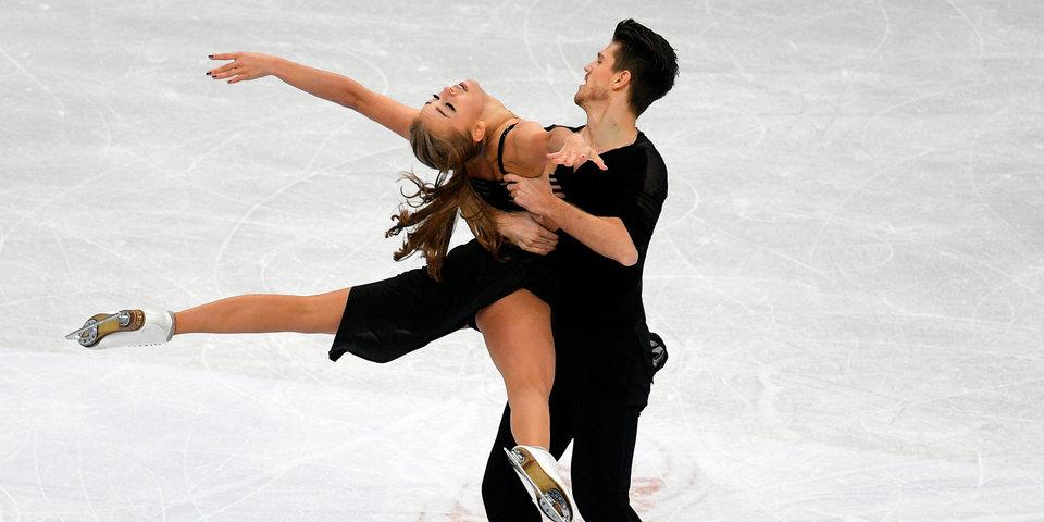 Коляда упал и позволил Фернандесу завершить карьеру по-чемпионски. Степанова и Букин взяли серебро. Видео