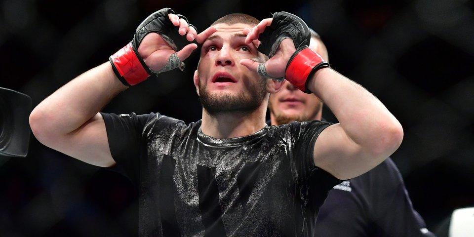Хабиб Нурмагомедов будет драться за титул чемпиона UFC. Подробности