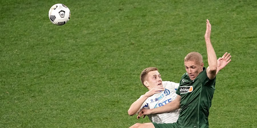 «Динамо» в первом матче без Новикова обыграло «Краснодар»