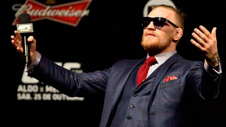 Конор Макгрегор: «Все в UFC делают, что им велят, я же управляю этой игрой»