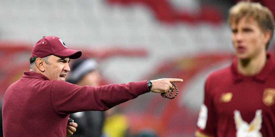 Курбан Бердыев: «Меня радует новое поколение тренеров в РФПЛ. Давно уже пора доверять нашим молодым специалистам»