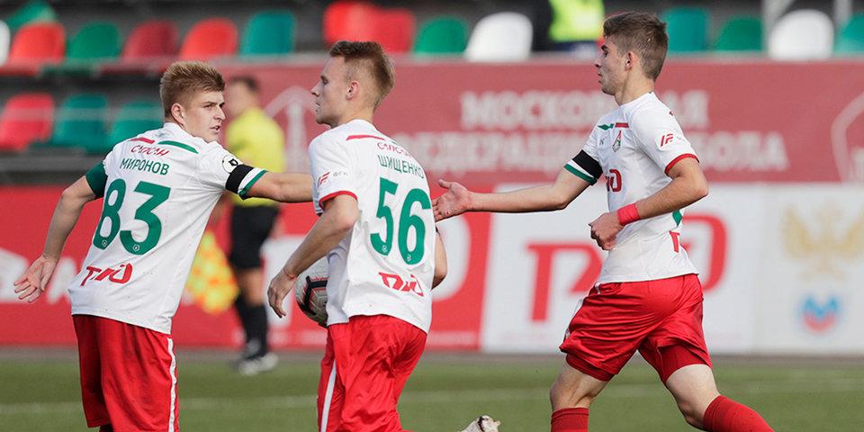 Анатолий Мещеряков: «Порадовало то, как прилично играла молодежь»