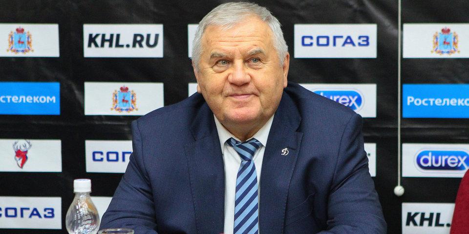 Крикунов останется главным тренером «Динамо»