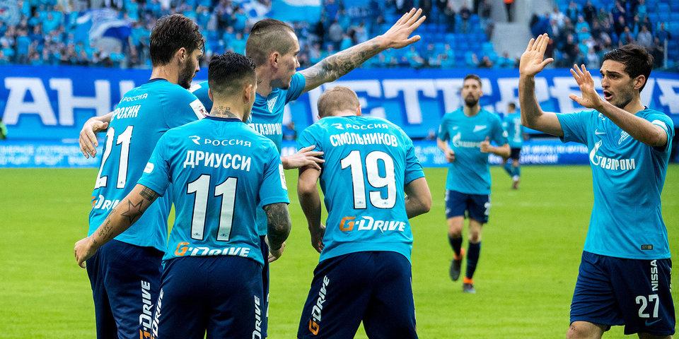 «Зенит» предлагает болельщикам выбрать нового главного тренера клуба