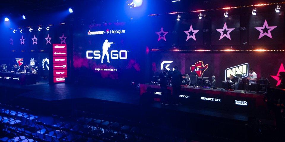 CS:GO: Полуфинал StarSeries i-League Season 4 Finals