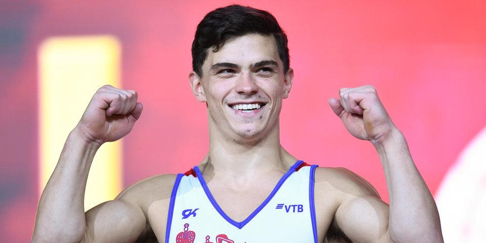 В 2018-м это случилось впервые. Абсолютный чемпион мира по спортивной гимнастике – Артур Далалоян, бронза у Никиты Нагорного