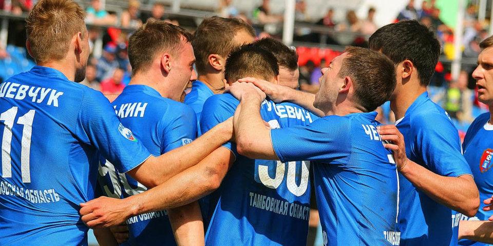 Руководитель «Тамбова»: «Просчитались, приехав в Ярославль в день игры»