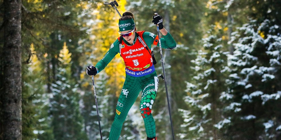 Виттоцци выиграла спринт в Оберхофе, Миронова — лучшая из россиянок