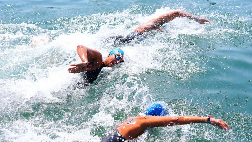 Американка Твичелл выиграла золото в плавании на 5 километров, Ермакова – 14-я