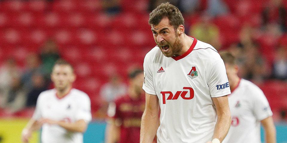 Кверквелия – лучший футболист Грузии в 2017 году