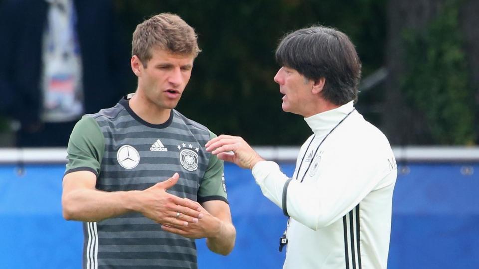 Стало известно, в каком случае Лев вернет Мюллера, Боатенга и Хуммельса в сборную Германии