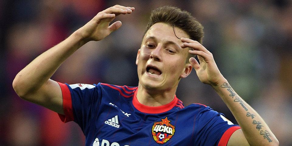 Головин не сыграет с «Локомотивом» из-за травмы