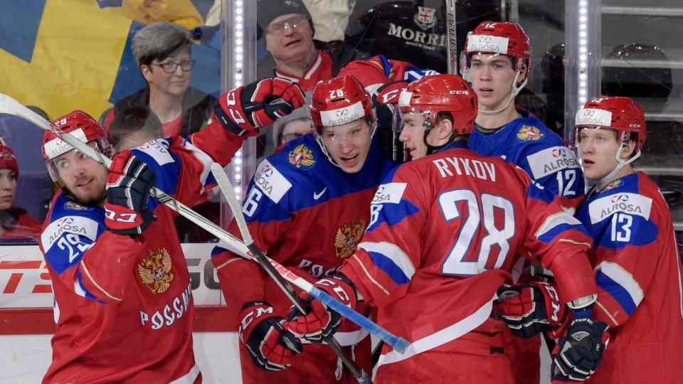 Утвержден состав молодежной сборной России для подготовки к чемпионату мира