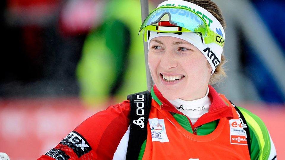 Домрачева проведет сборы с мужской сборной Норвегии
