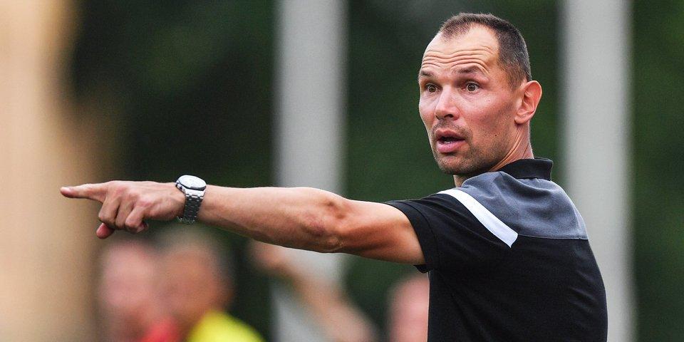 Игнашевич станет главным тренером «Балтики»