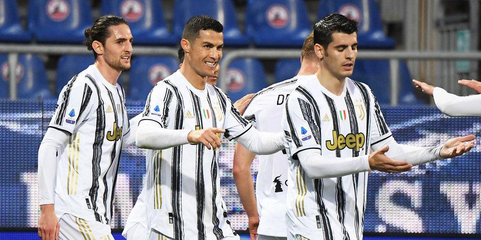 Федерация футбола Италии готова исключить «Ювентус» из Серии А, если клуб не выйдет из Суперлиги