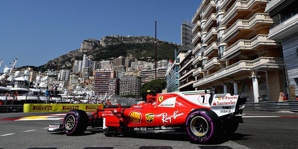 Квалификация Гран-при Монако: лучшие моменты
