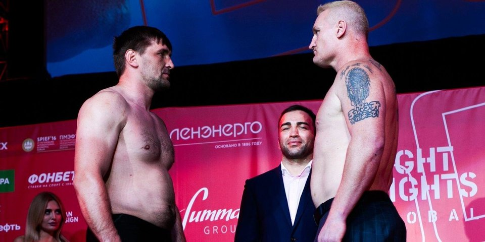 «Мы разобьем Fight Nights в одну калитку». Как в России пытались сделать самый громкий ММА-турнир без участия Федора