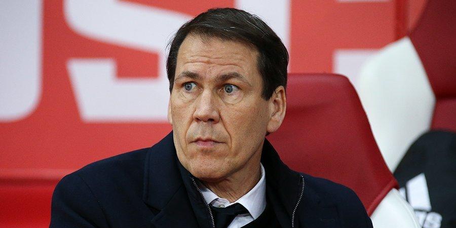 Руди Гарсия: «Меня сватали в «Спартак»? При всем уважении к клубу, но это не то»