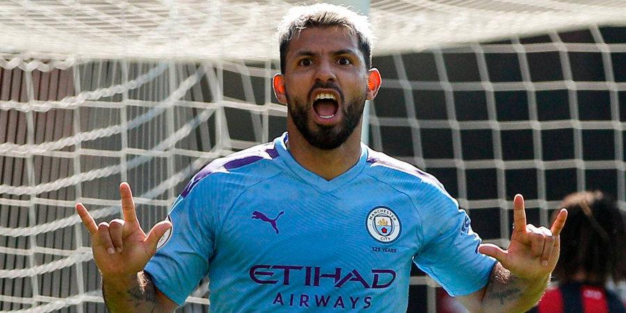 «Манчестер Сити» забил 8 безответных мячей «Уотфорду»