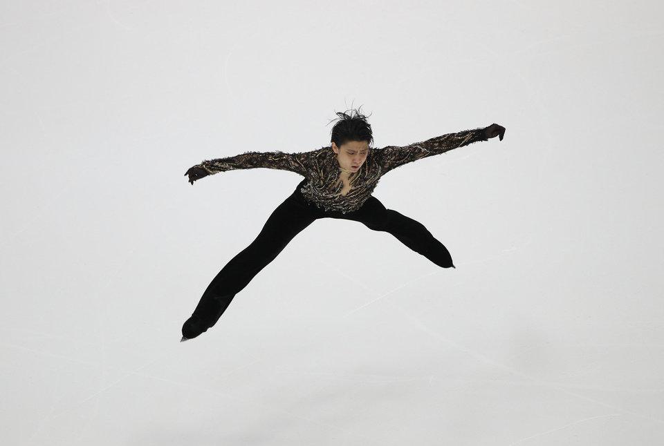 Юзуру Ханю снялся с финала Гран-при в Канаде из-за травмы