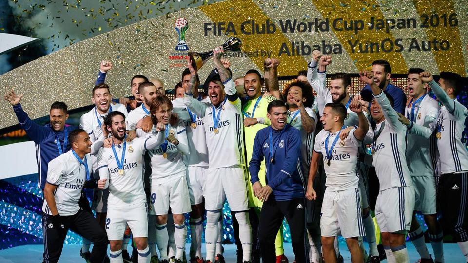 Хет-трик Роналду принес «Реалу» победу в финале клубного чемпионата мира