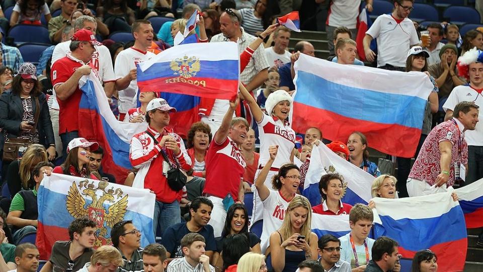 На матч Россия – Турция проданы все билеты