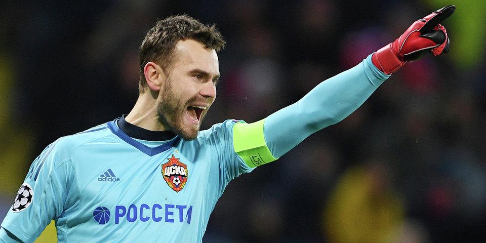 Оборона нового ЦСКА: Игорю придется много кричать