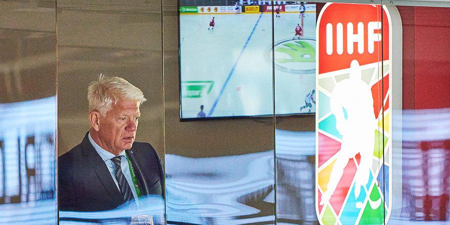 Экс-кандидат в президенты IIHF Франц Райндль: «Публикации СМИ с обвинениями в коррупции могли повлиять на выборы»