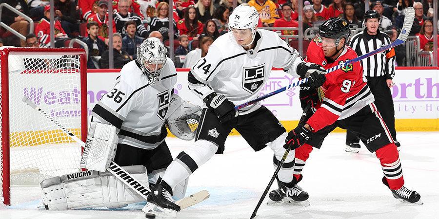 «Все хотят возвращать русских из НХЛ. Но я дождался и теперь сыграл за «Лос-Анджелес». Большое интервью с Николаем Прохоркиным