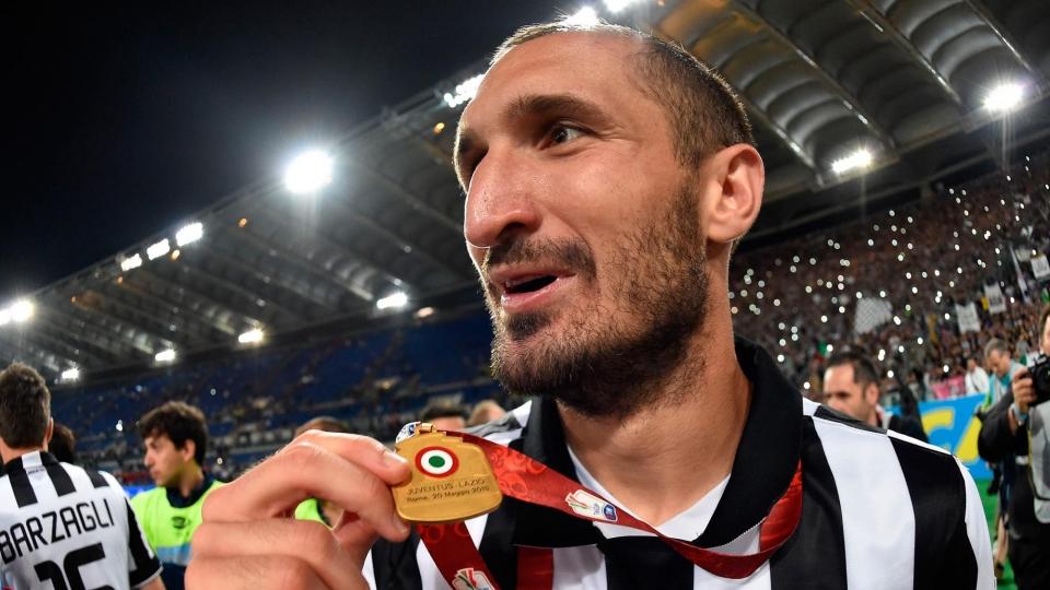 Джорджио Кьеллини: «Победа в Лиге чемпионов — это цель, а не одержимость»