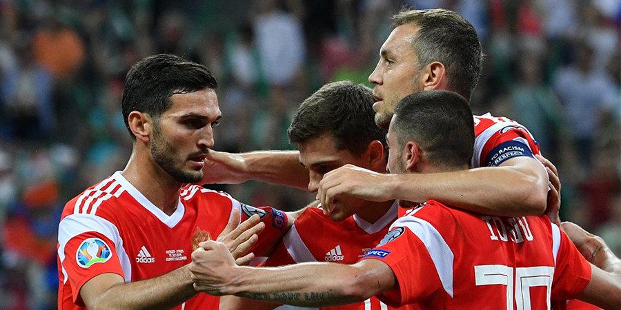 Алексей Ионов — о матче с Бельгией: «В целом игра хорошая была»