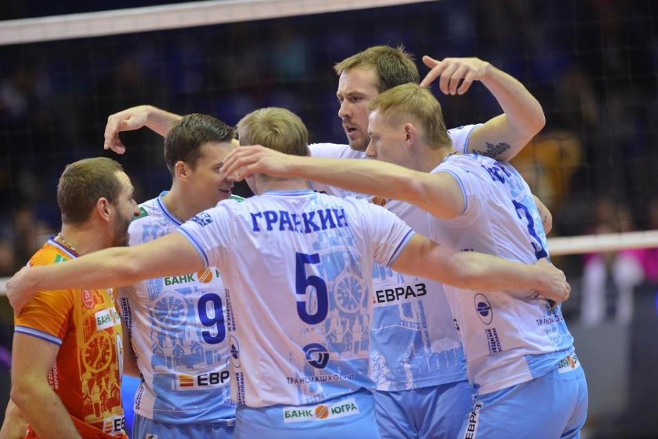 «Динамо» выиграло шестую бронзу чемпионата России