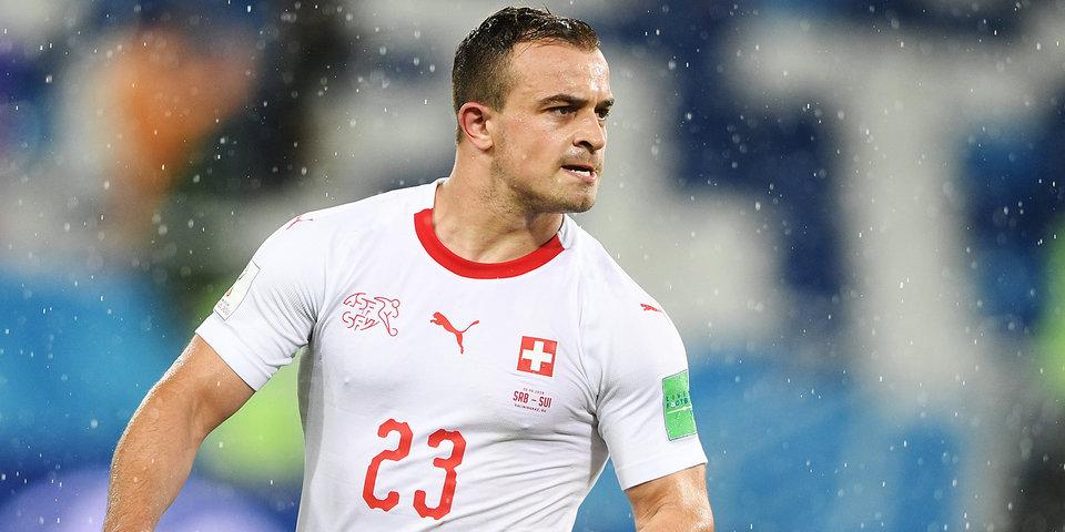 «Ливерпуль» начал переговоры со«Стоком» потрансферу Шакири