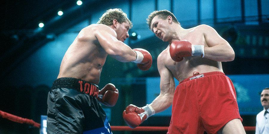 «Мне отправляли деньги в посылках». Как чемпион СССР по боксу дрался в UFC и в барах Нью-Йорка