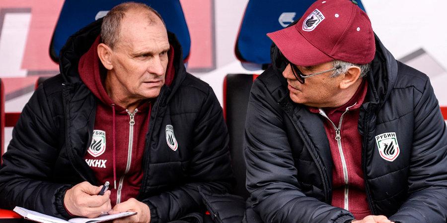 Виталий Кафанов: «Бердыев сказал мне, что мы уже в «Спартаке». Что произошло дальше — не знаю»