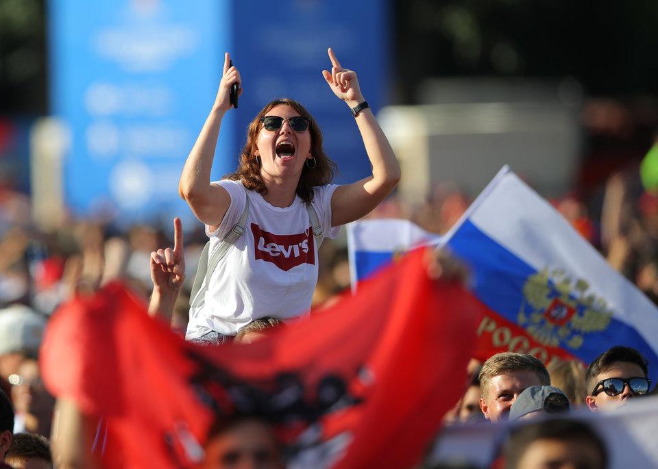 Болельщиков перед матчем Россия – Швеция ждет скандинавская еда