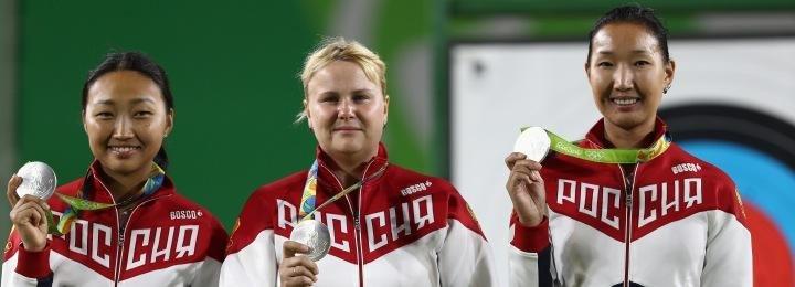 Еще три медали России на Олимпиаде в Рио