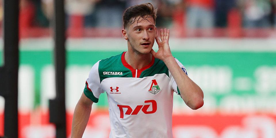 Хохлов назвал смешными слухи об интересе «Ювентуса» к Алексею Миранчуку